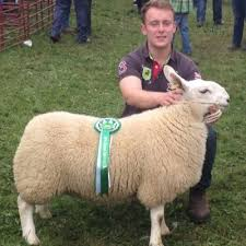 aled jones attend oxford farming conference