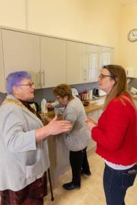 Llanwrtyd Community - Lynda and Kirsty