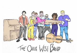 What's On in May and June 2019, at Ucheldre - Ollie West Band