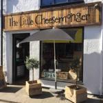 little cheesemonger shop front