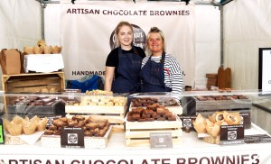 Cardigan River & Food Festival-Brownies