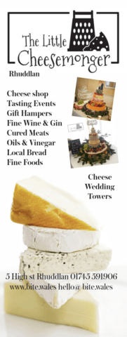 little cheesemonger banner