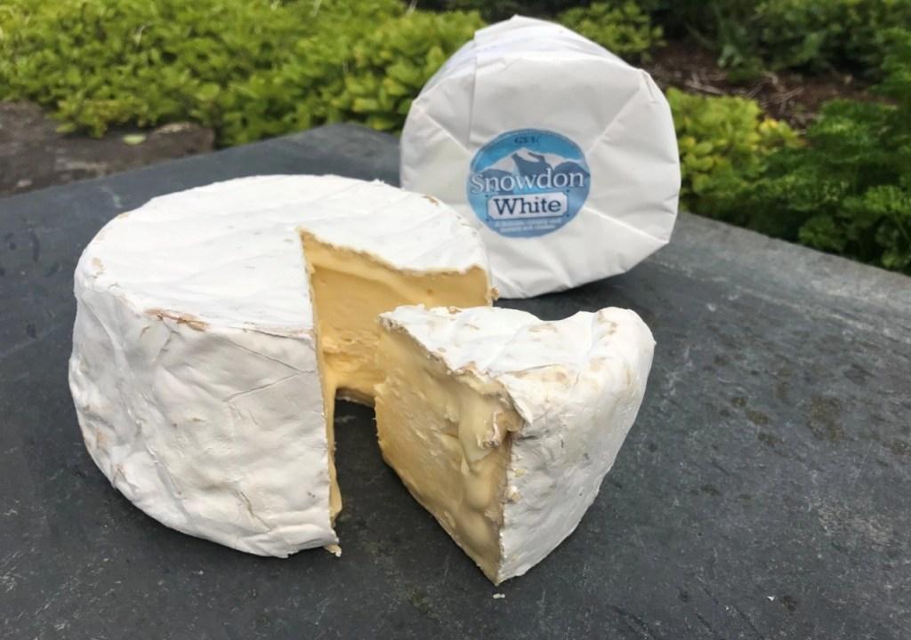 Snowdon Cheese - White