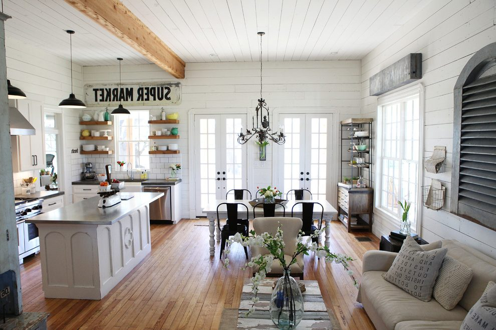 Industrial Farmhouse Style - Welsh Design Studio