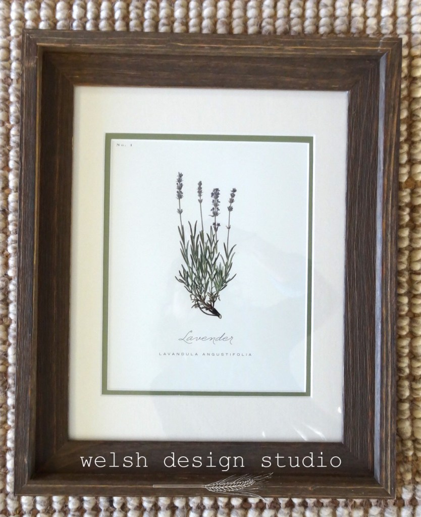 easy diy botanical artwork