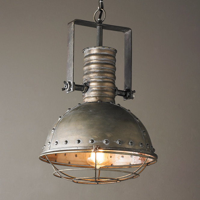 Pendant Lights For An Industrial Farmhouse Kitchen Welsh
