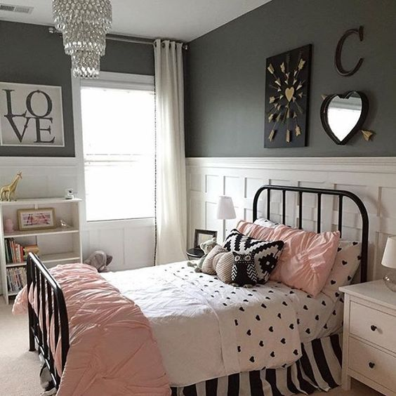 My Three Favorite Color Schemes For A Girl S Bedroom Welsh Design Studio