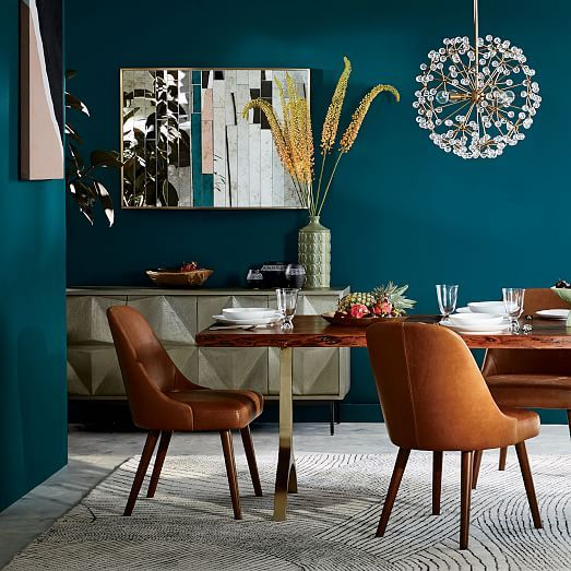 Glossy Green Cabinets Infuse Vitality To This Kitchen: 2018 Paint Colors Of The Year
