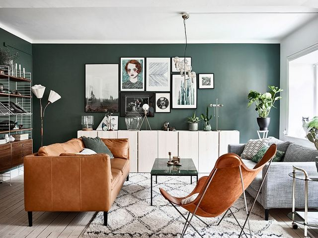 Decorating With Emerald Green Welsh Design Studio