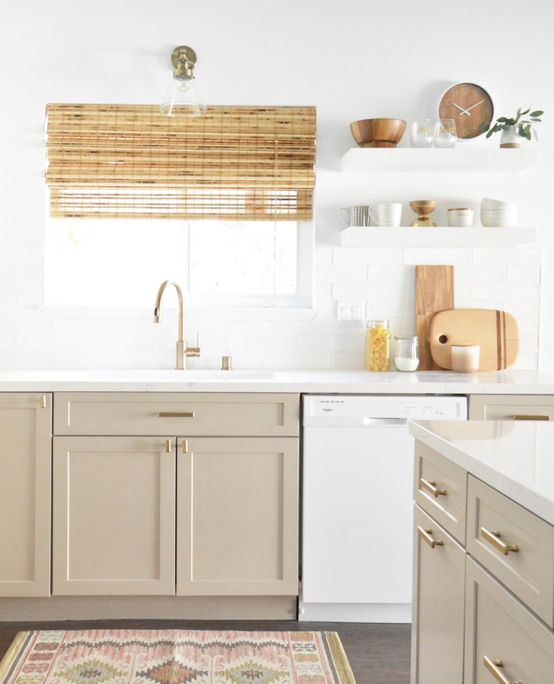 Beautiful Kitchen Cabinet Paint Colors That Aren T White Welsh Design Studio
