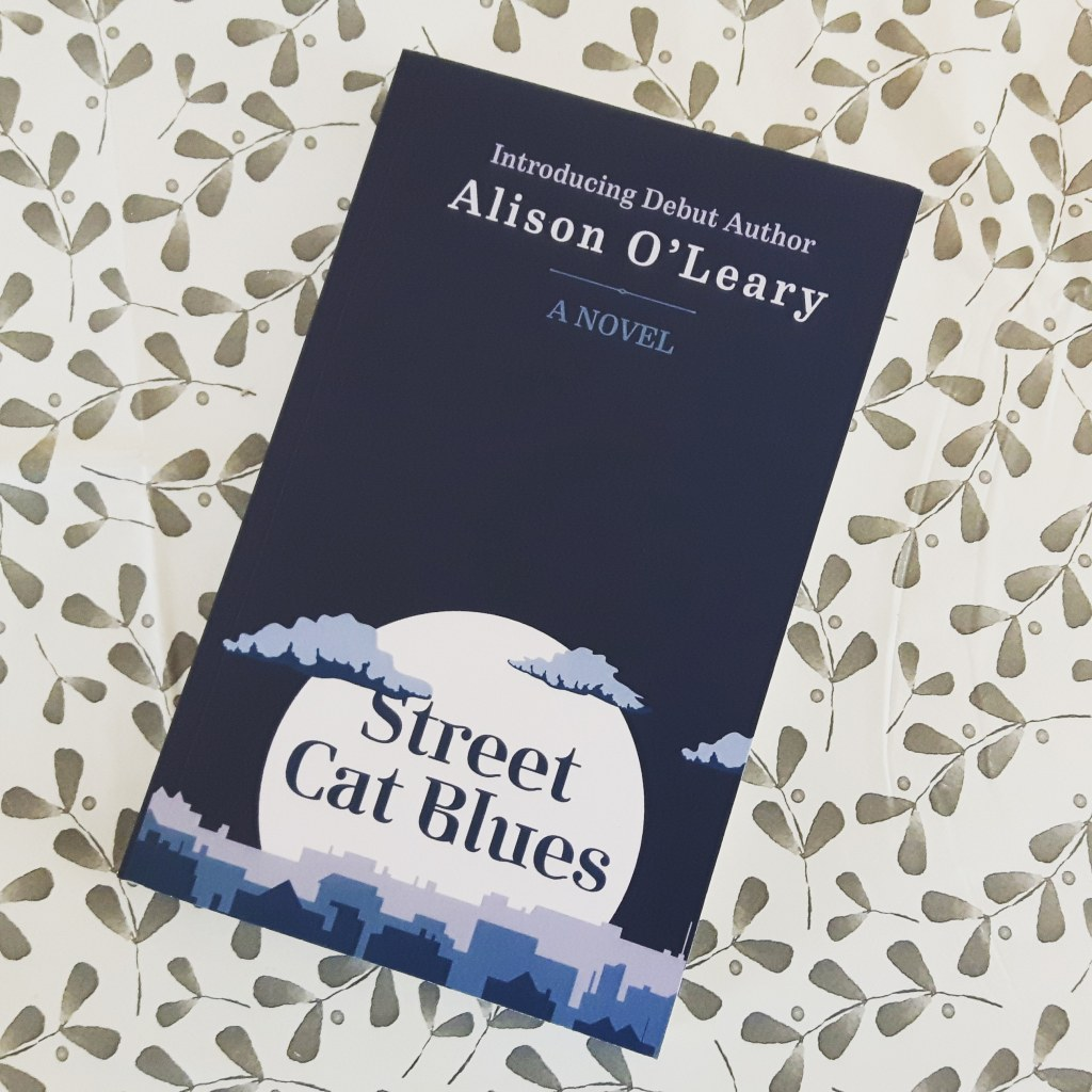 book, Cat Street Blues