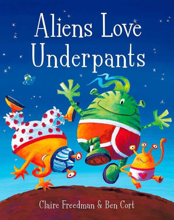 Aliens Love Underpants Live On Stage