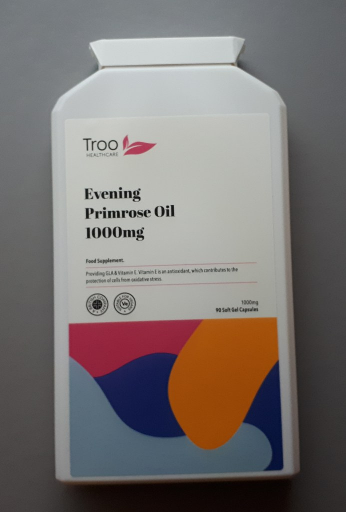 Box of Evening Primrose Oil