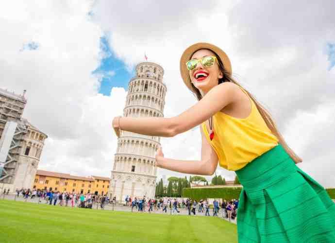 Schiefe Turm von Pisa