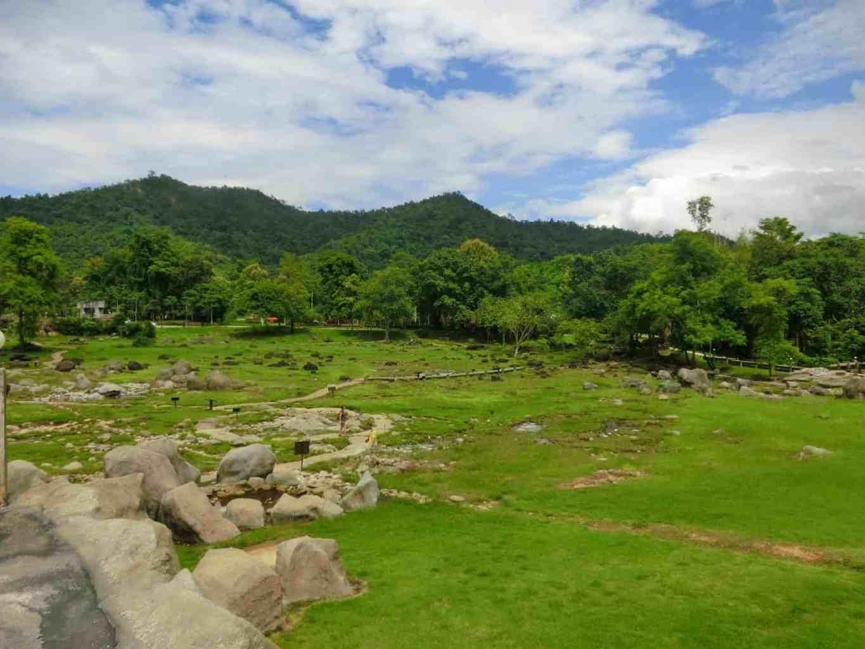 Landschaft auf Ko Samui