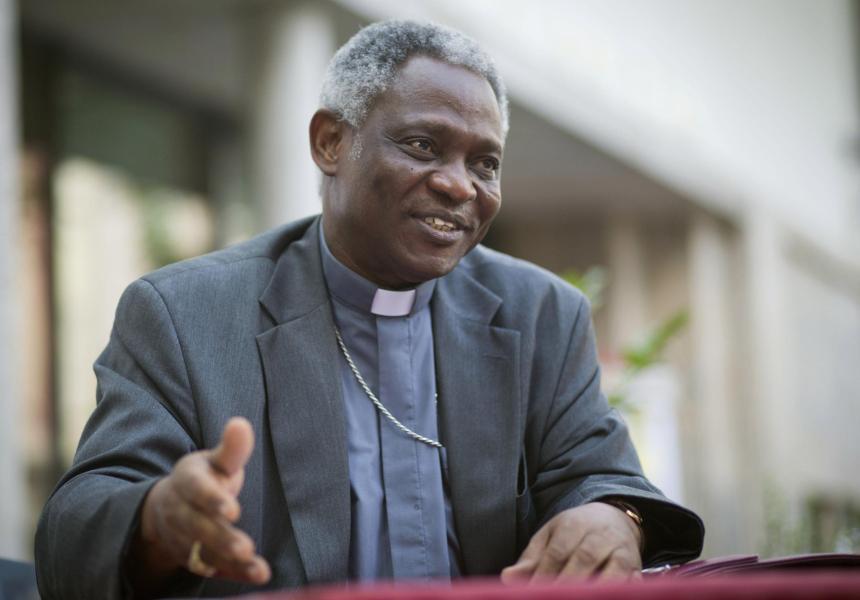 Ähnliches gilt für Kardinal Peter Turkson, 64, aus Ghana, den Präsident des Päpstlichen Rates für Gerechtigkeit und Frieden.