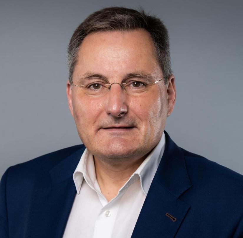 Olaf Preuss business reporter