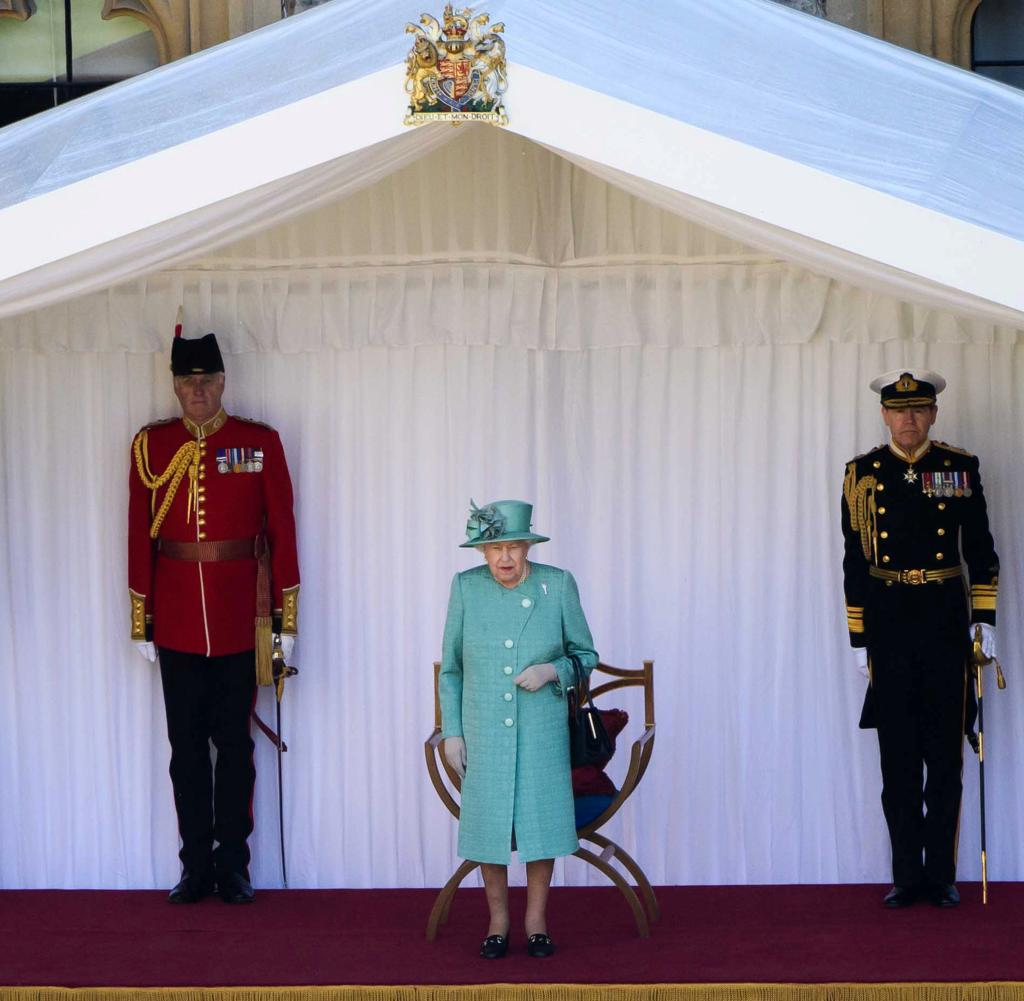 93 Geburtstag Der Queen Royals Schwelgen In Erinnerungen N Tv De