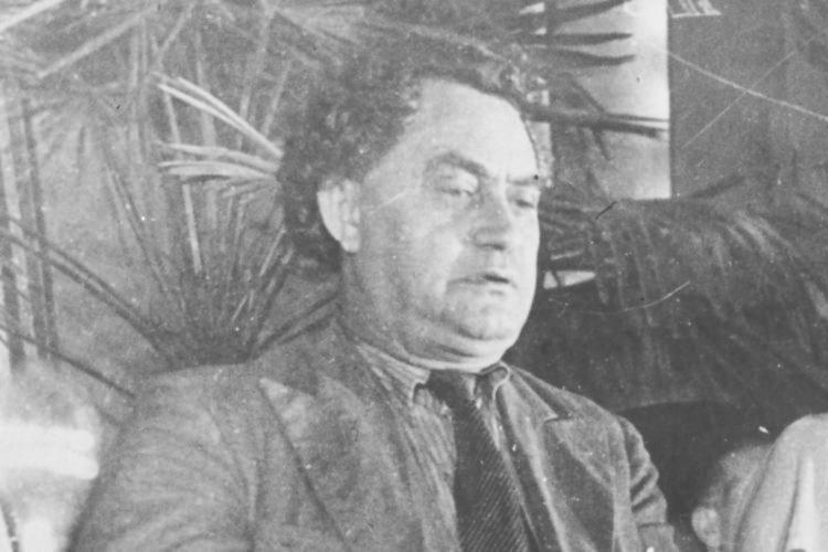 """Den Zweiten Weltkrieg und diverse stalinistische """"Säuberungen"""" überlebten diese späteren Machthaber im Lux: Georgi Dimitroff, 1946 bis 1949 bulgarischer Ministerpräsident ..."""
