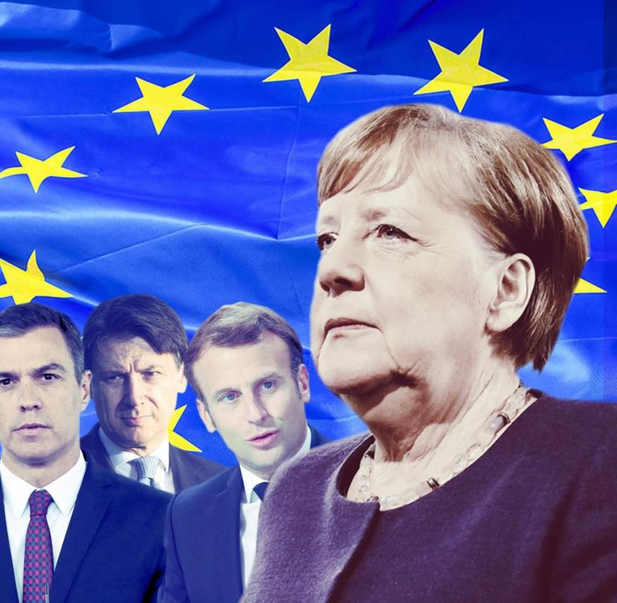 The word from Chancellor Angela Merkel has weight among European heads of government