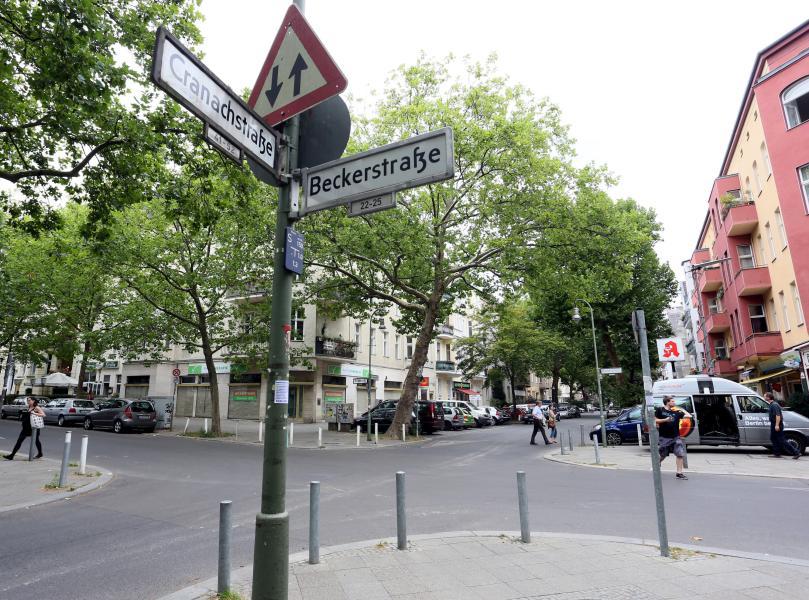 Beckerstraße in Berlin