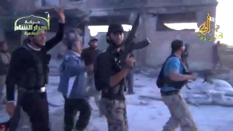 <br /><br /><br /><br />Welchen Rebellengruppen sich die Islamisten aus Deutschland anschließen, wissen Nachrichtendienste meistens nicht<br /><br /><br /><br />