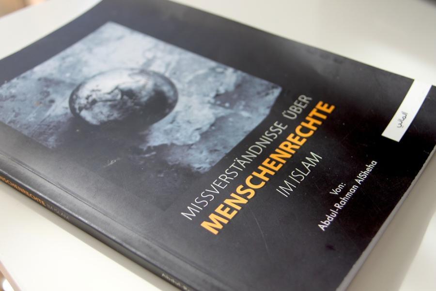 """Das als jugendgefährdend und volksverhetzend geltende Buch """"Missverständnisse im Islam"""""""
