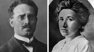Märtyrer der KPD: So starben Karl Liebknecht und Rosa Luxemburg - WELT