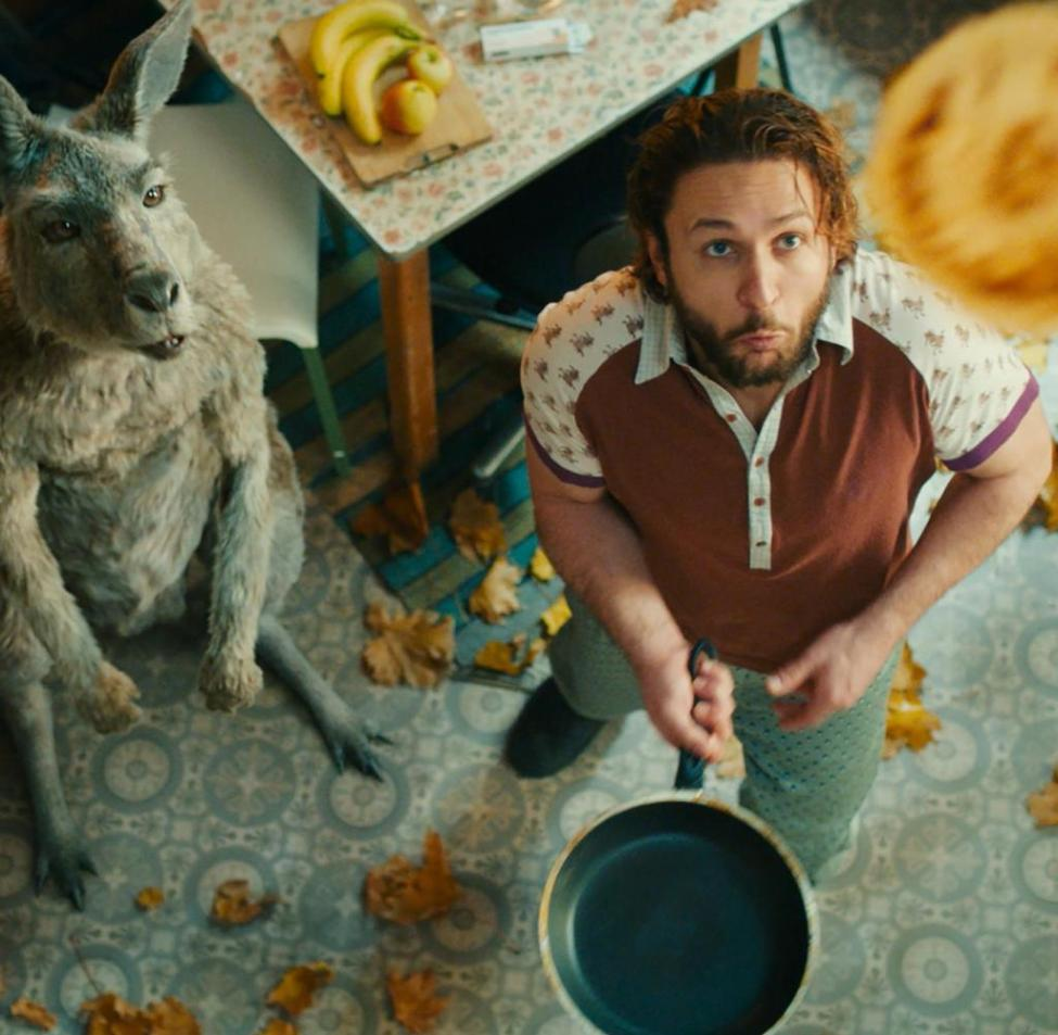 The Kangaroo Chronicles De Film