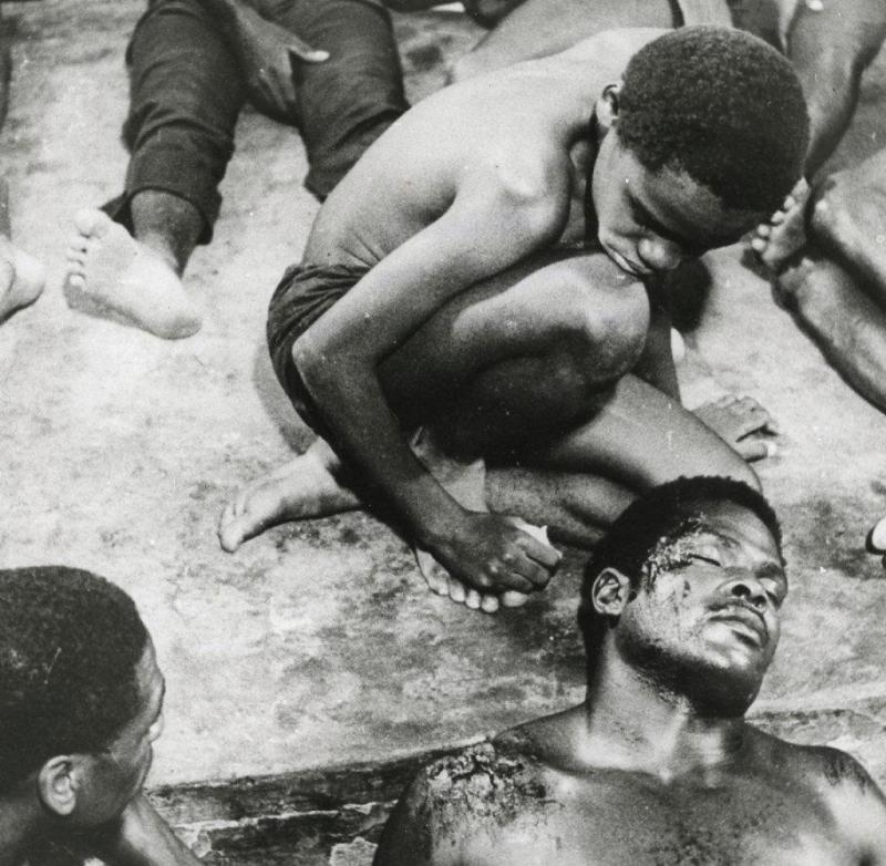 Sambizanga (1972) A film by SARAH MALDOROR