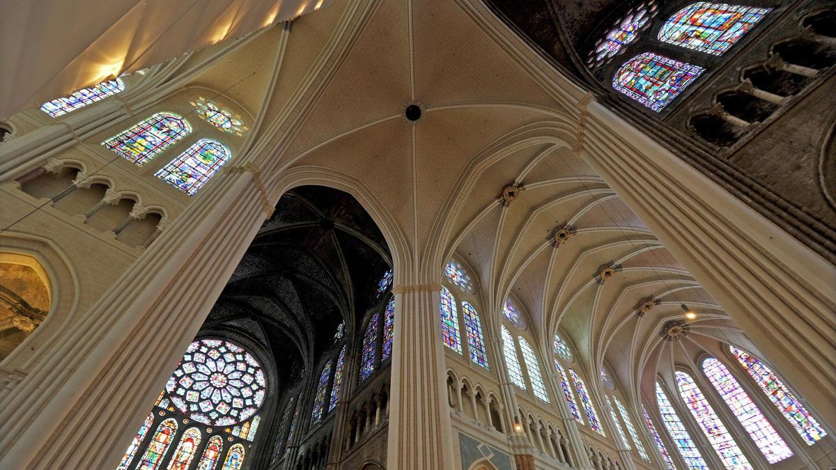 Kathedrale Von Chartres Die Teuerste Renovierung In