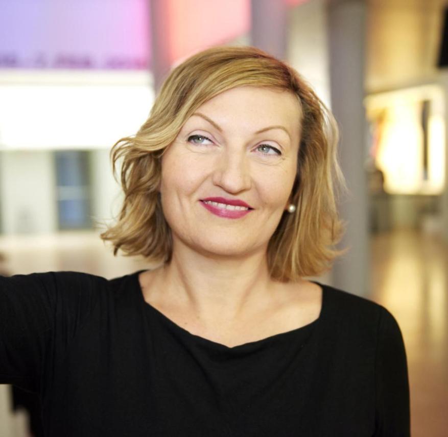 Schirn curators, Ingrid Pfeiffer