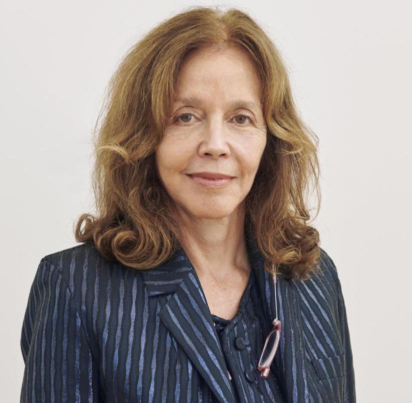 The New York gallery owner Rachel Lehmann