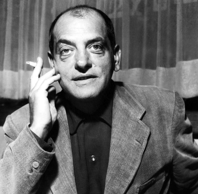 The director Luis Buñuel