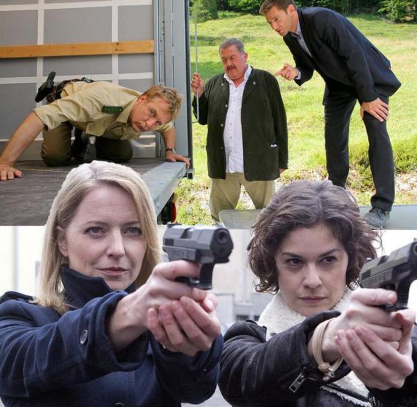 Combo crime series evening series