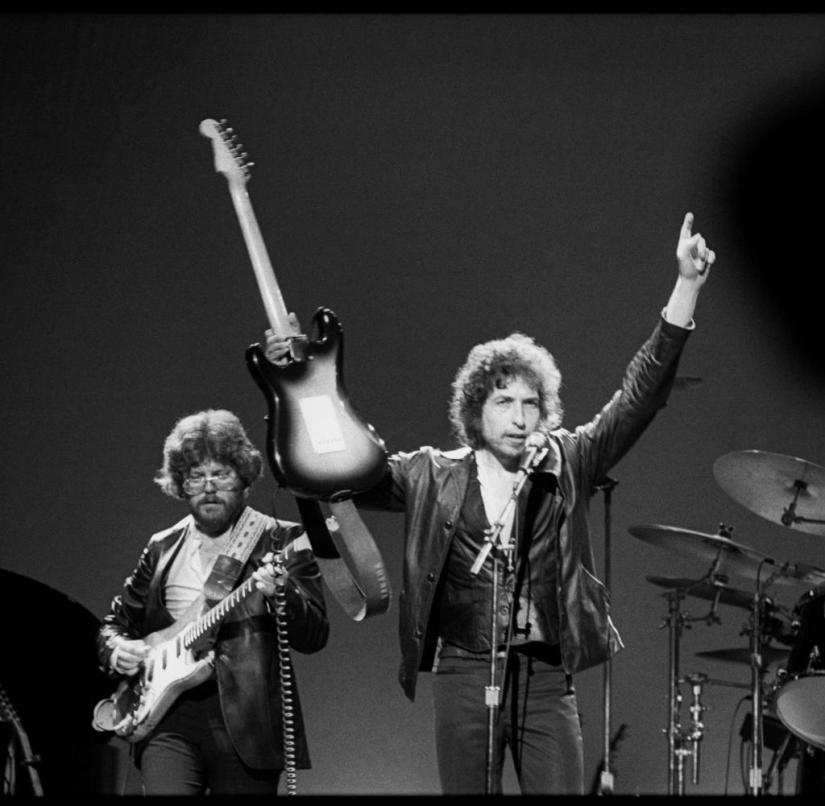 Never again grief: Bob Dylan around 1980