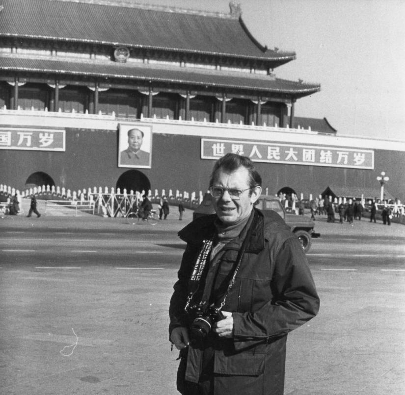 Herbert Kremp editor-in-chief Die WELT in Beijing 1979-1981
