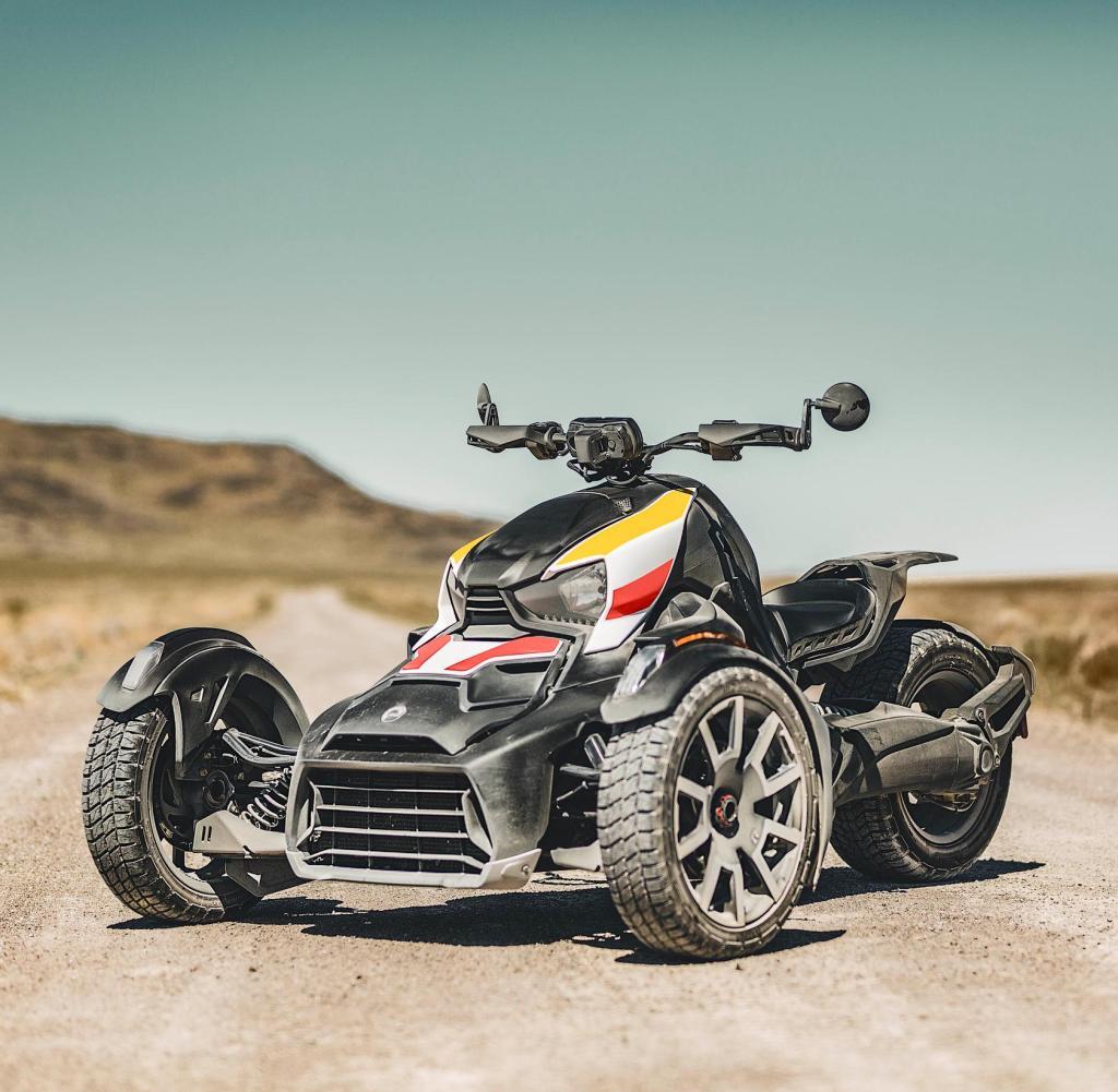 Can Am Ryker Fur Autofahrer Ohne Motorradfuhrerschein Welt