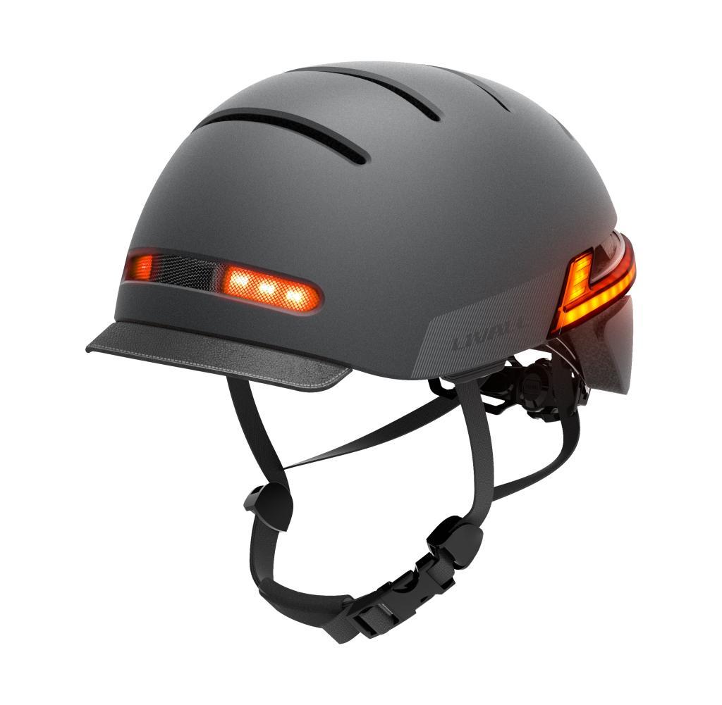 Warnt Kommuniziert Verbindet Smarter Fahrradhelm Livall Bh51m Neo Welt
