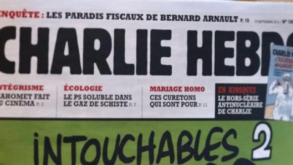 """""""Charlie Hebdo"""" druckt Mohammed-Karikaturen"""