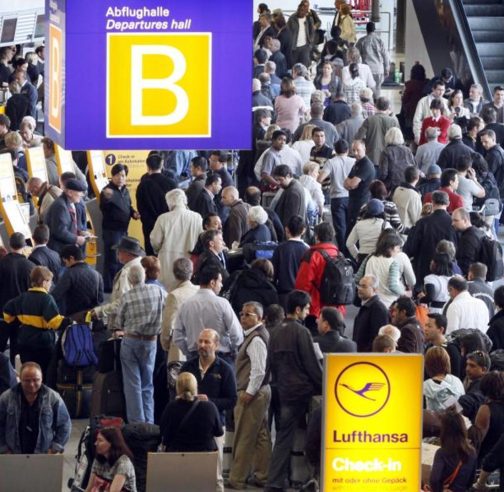 Unterwegs Zum IS US Teenager In Frankfurt Gestoppt WELT