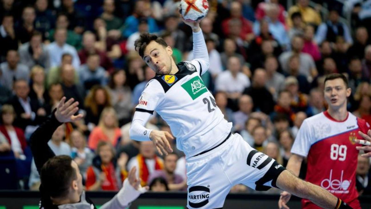 handball wm 2019 kleiner schockmoment