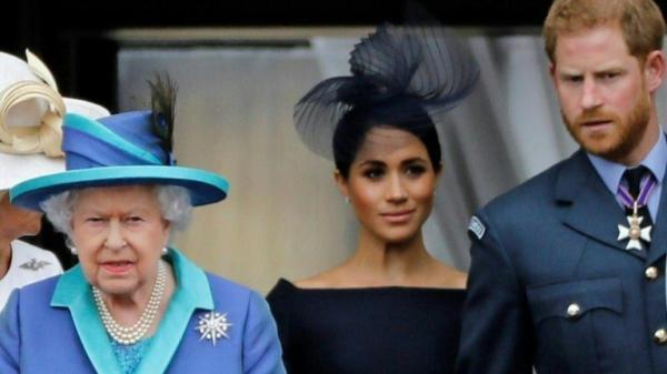 Adel: Queen beruft Krisensitzung zum Rückzug von Harry und Meghan ein - WELT