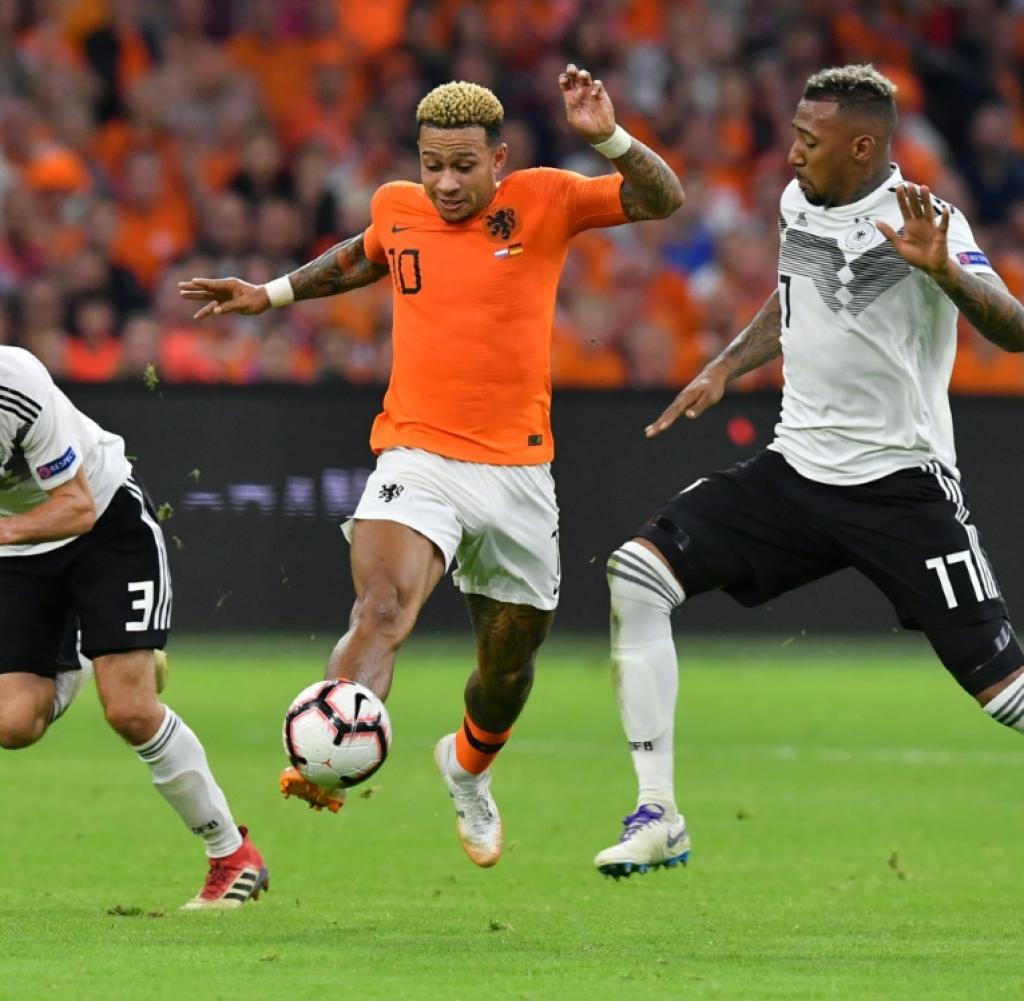 Nations League: l'équipe DFB perd contre les Pays-Bas