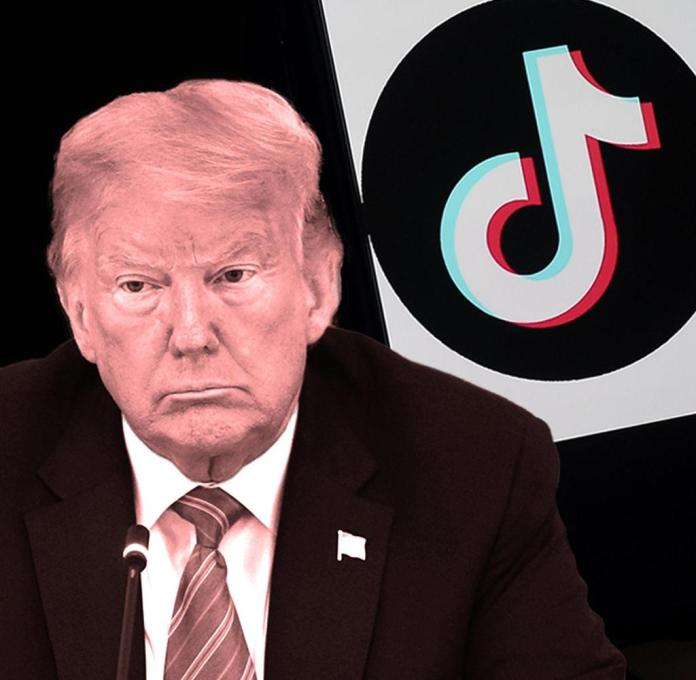 US President Donald Trump is currently feeling how TikTok is used as a political instrument