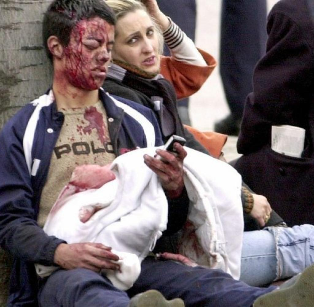 Terror In Madrid Die Anschlge Am 11 Mrz 2004 Bilder