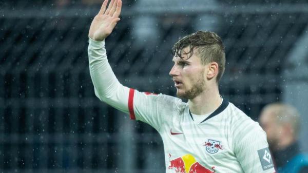Timo Werner steigt bei RB Leipzig mit Lauftraining ein - WELT