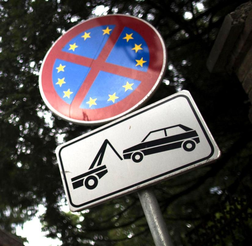 Incorrect parking in Croatia can be expensive if lawyers want to make a profit