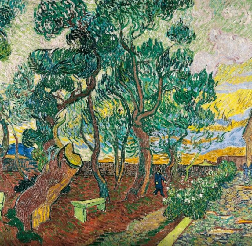 Vincent van Gogh very close: The gig pixelated online exhibition from the Folkwang Museum in Essen shows every brushstroke and splash of color of the genius