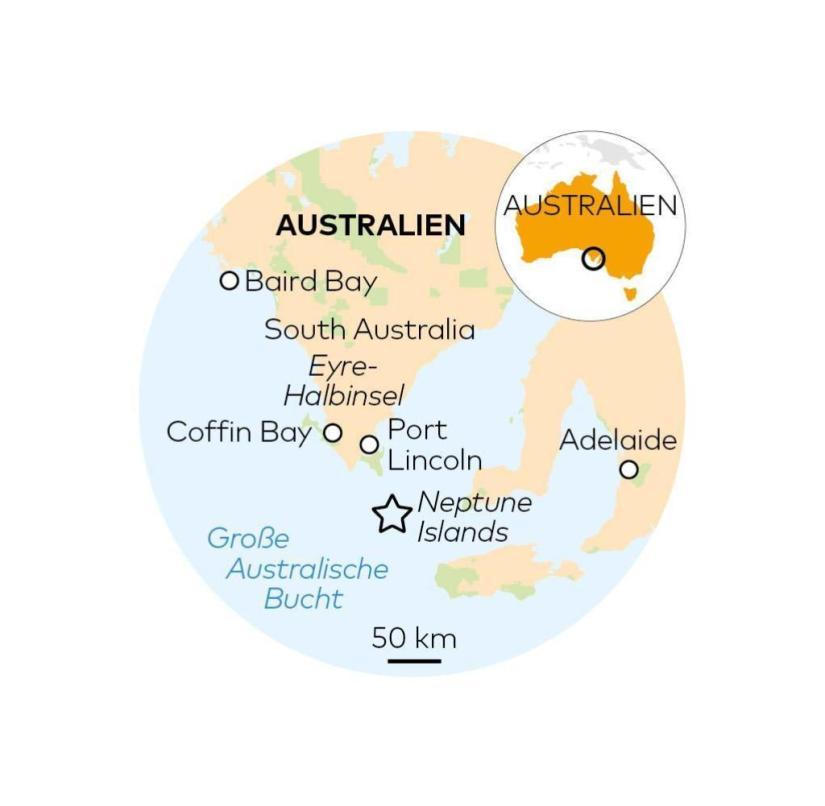 Adelaide in Australia